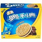 奥利奥金装巧克力夹心饼干388g