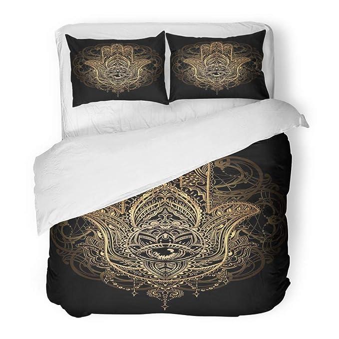 Juego de funda de edredón para cama de matrimonio, diseño de ...