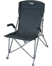 Yellowstone FT006 - Silla para acampada, color negro