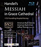 Handel's Messiah in Grace Cathedral [Blu-ray]