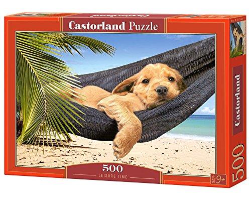 Castorland - Puzzle 500 pièces - La sieste