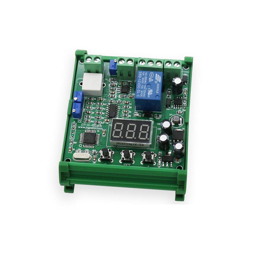 1pcs 10 Amp DC Current Sensor hall effect dc current sensor current detector - - Amazon.com