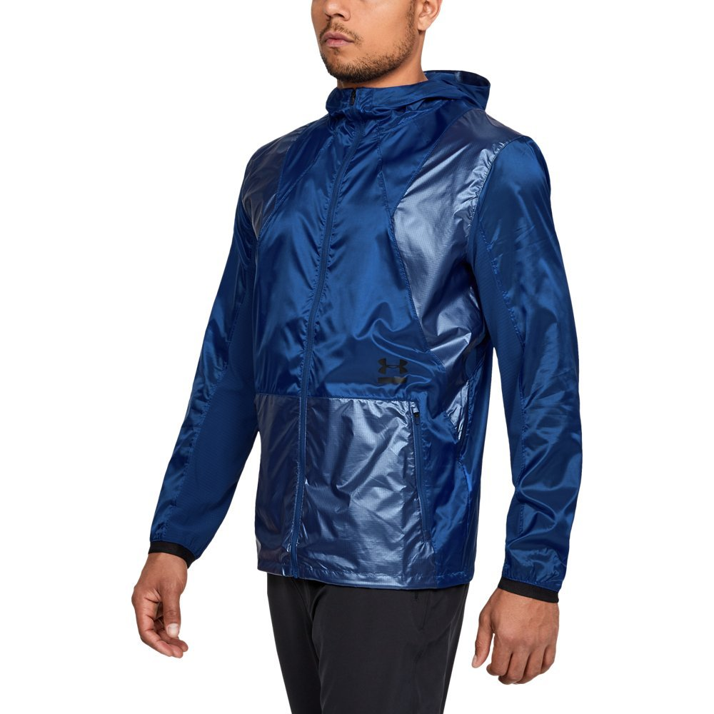 Under Armour UA Perpetual Full Zip XXL Formation Blue by Under Armour (Image #1)