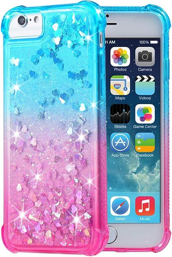 Mr Wonderful Cover Iphone 6/7/8 Glitter