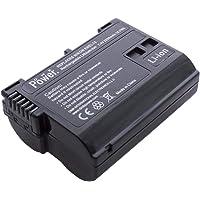 DMK Power EN-EL15 Battery 2250mAh for Nikon D600 D610 D800 D810 D7000 D750 Etc Cameras