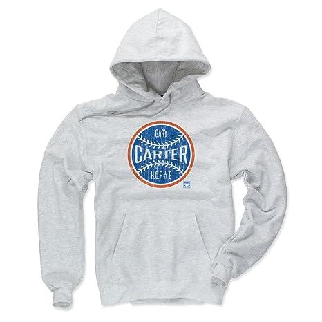 huge selection of de5c3 78af7 500 LEVEL Gary Carter New York Baseball Sweatshirt - Gary Carter Ball BO