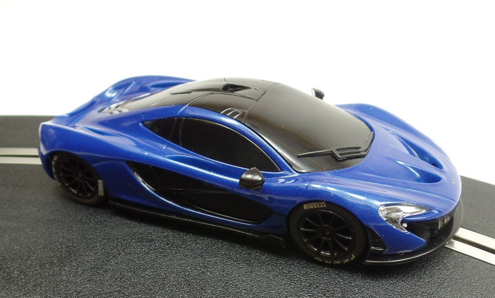 Elegant Scalextric Hornby Auto 1/32 McLaren P1 Blue Without Light SXC®:  Amazon.co.uk: Toys U0026 Games
