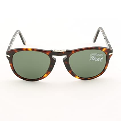 91c8082ce75 Amazon.com  Persol PO0714 24 31 Havana Sunglasses with Grey Lenses 54mm 714  24 31 54  Sports   Outdoors