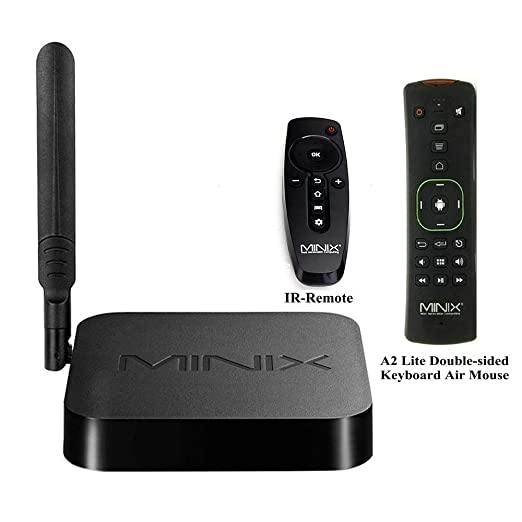 28 opinioni per MINIX NEO X8-H Plus XBMC Android 4.4 XBMC Smart TV Box H.265 HEVC Amlogic S812-H