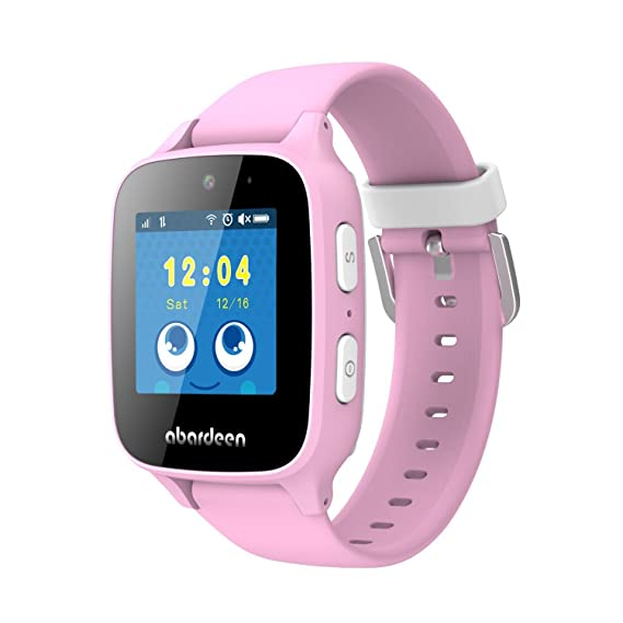 ABARDEEN B108 2G GPS GSM Tracker Smart Watch Bracelet with Camera for Kids Anti Lost SOS