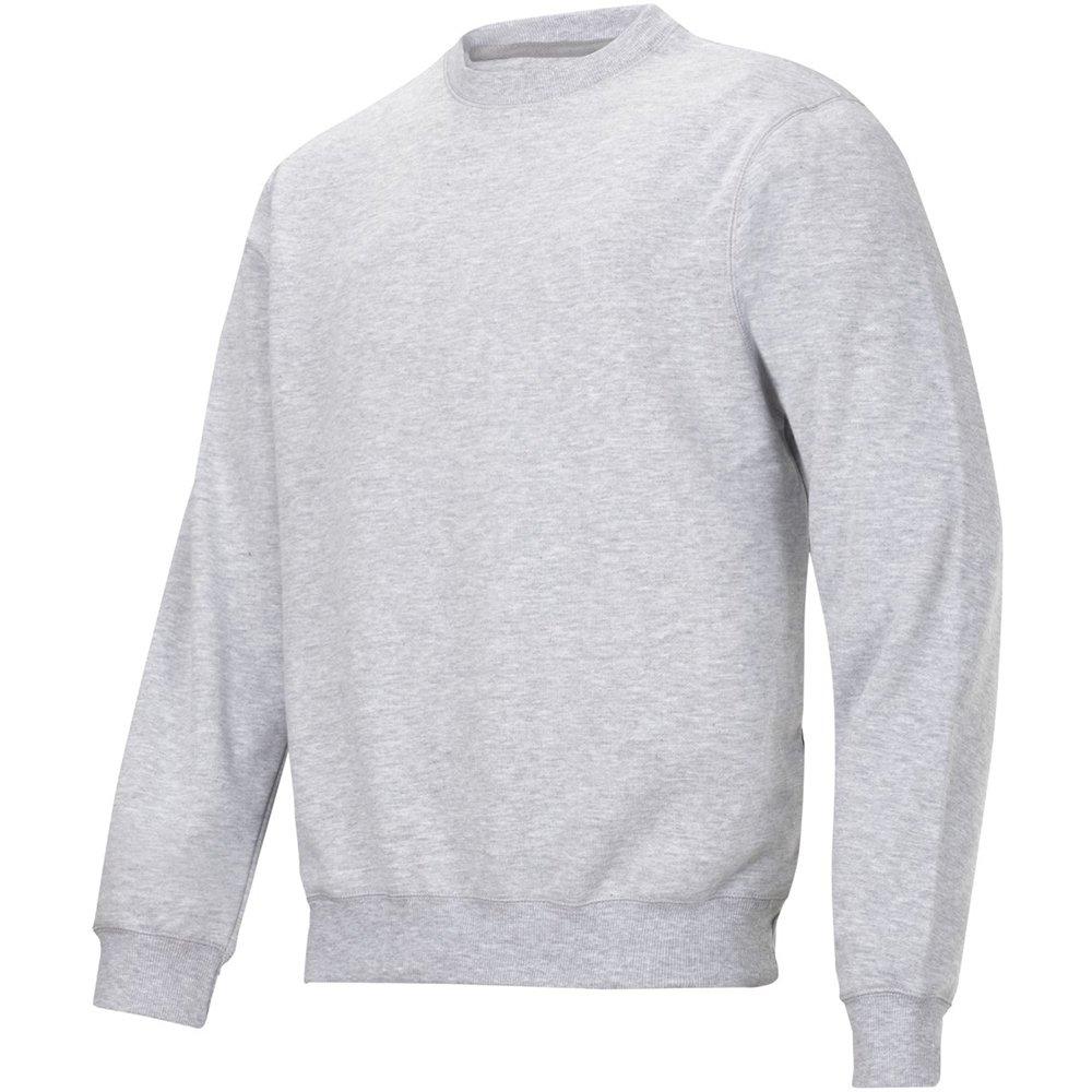 L Snickers 28105800006 Sweatshirt Size L in Steel Grey