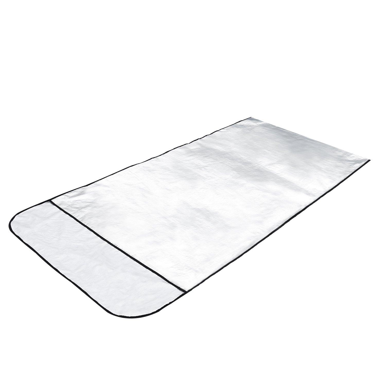 OUTAD Emergency Sleeping Bag, Survival Sleeping Blanket, 74.8 x 41.3' (Length x Width) 74.8 x 41.3 (Length x Width)