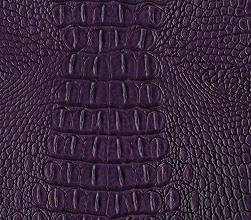 Vinyl Crocodile Allie Fake Leather Upholstery 54
