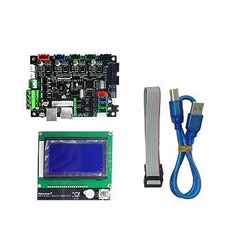 Amazon.com: Zamtac STM32 MKS Robin lite - Tablero de ...