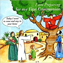 Book I am Preparing for My First Communion by Marie-Paule Mordefroid (2000-05-02)
