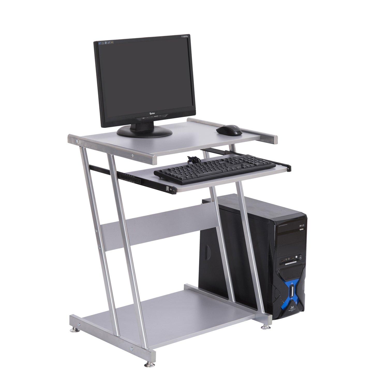 Amazon Hom Modern fice Workstation puter Desk