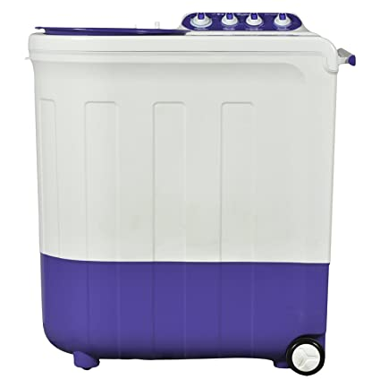 Whirlpool 8.5 kg Semi-Automatic Top Loading Washing Machine (ACE TURBO DRY 8.5, Coral Purple, 2X Drying Power)