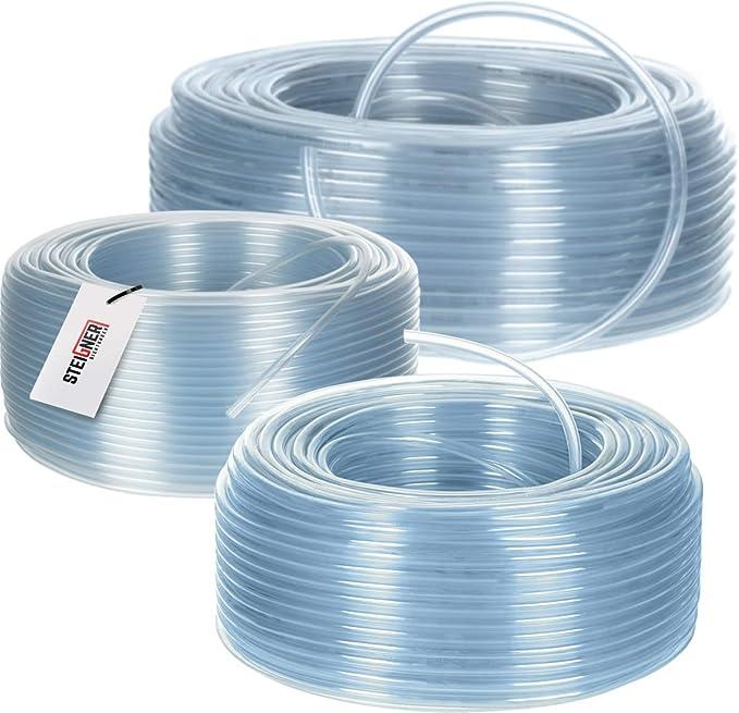 45/° Silikonschlauch Bogen /Ø 16 mm Schwarz K/ühlerschlauch Rohr flexibel Universal Turbo Hose