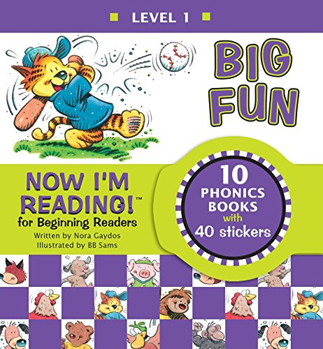 Now I'm Reading! Level 1: Big Fun (NIR! Leveled -