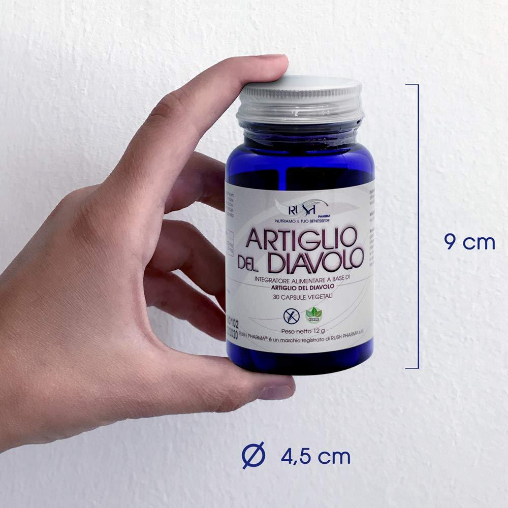 Dolor Muscular Y De Articulaciones Antiinflamatorio Natural Harpagofito Capsulas Fuerte Dolor Analgesico Tendinitis Artritis Artrosis