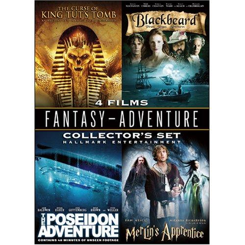 Fantasy/Adventure: 4 Movie Collector's - Bridge Stores Street Al Huntsville