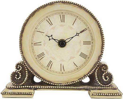 SESO UK- Reloj de Mesa Antiguo Que Hace tictac Relojes Elegantes ...