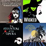 The most beloved Broadway songs from 1980 through present day.