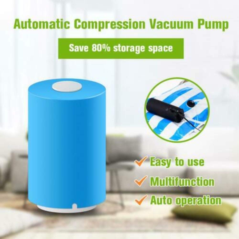 Helen /& Co 2019 Mini Automatic Compression Vacuum Pump