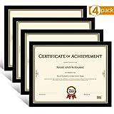 Memory Island Document Diploma Frames 8.5x11, Set