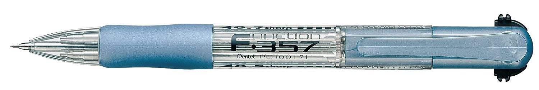 ぺんてる シャープペン ファンクション357 XPC1001-3  ブルー B00AAOPC90