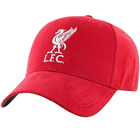 10cd77e0c5577 Liverpool FC - Fan Favourite Authentic EPL Red Baseball Cap