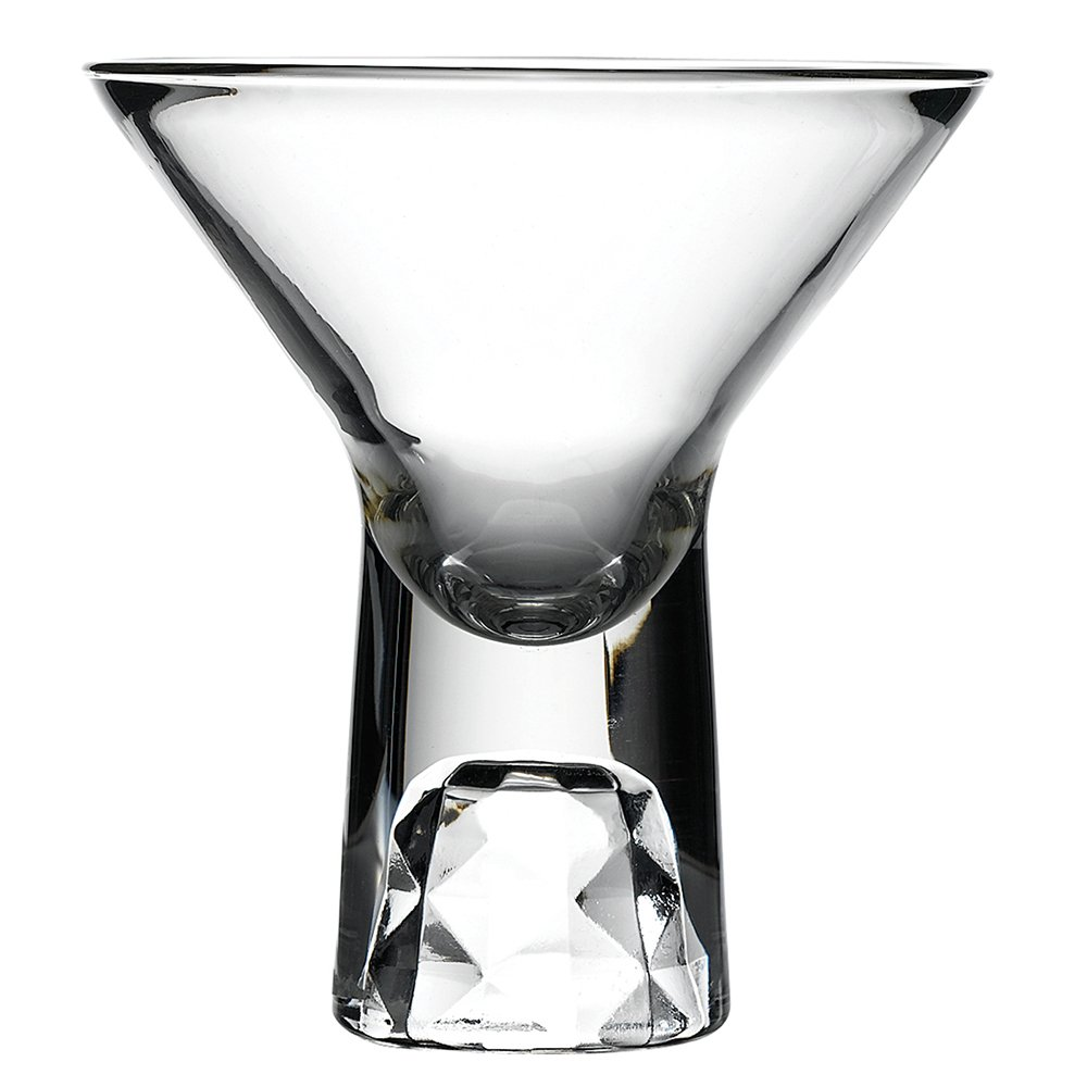 Libbey Shorty Martini Glass 5oz/140ml - Small Cocktail and Appetizer Glass