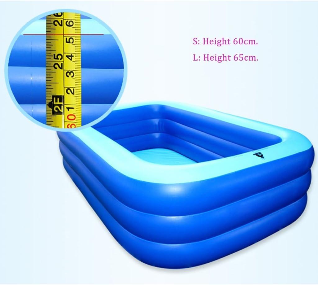 Amazon.com: Ying inflable piscina grueso grande espacio ...