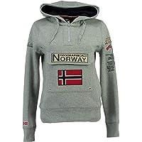 Geographical Norway Sudadera DE Mujer GYMCLASS