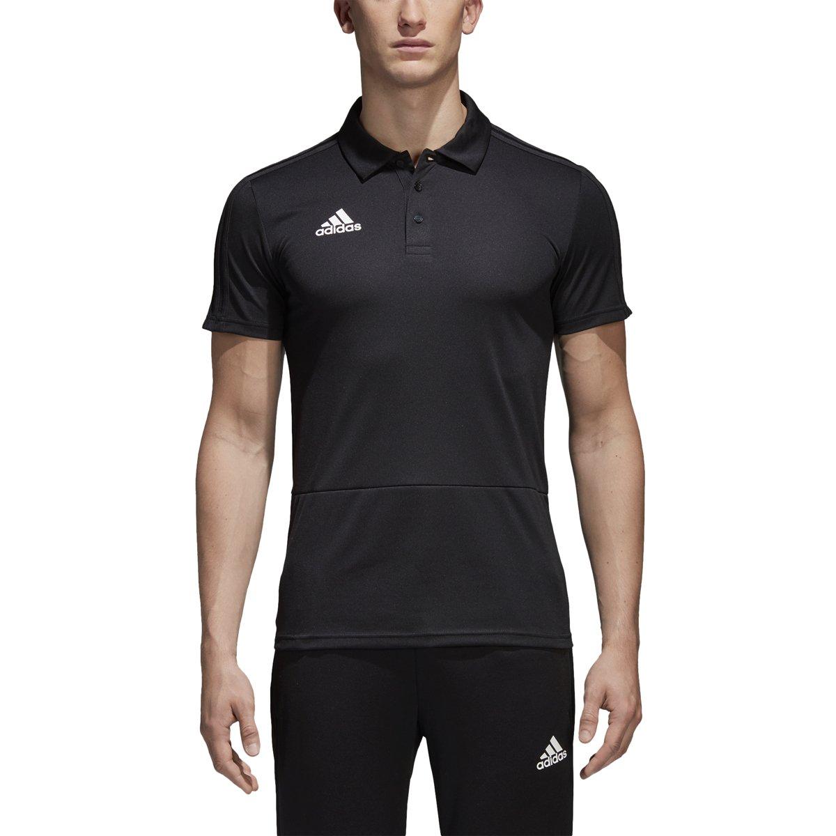85ec52b1ab8 Amazon.com: adidas Men's Condivo 18 Polo Shirt: Clothing