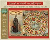 Round the World with Nellie Bly: A 300 Piece Jigsaw Puzzle Game