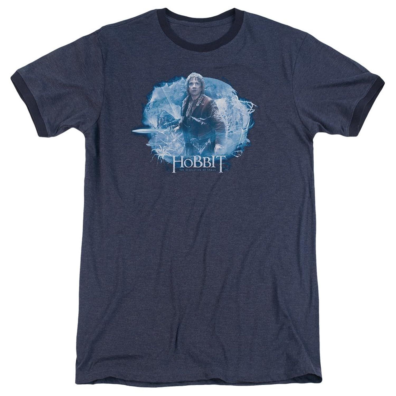 Hobbit Men's Tangled Web Ringer T-Shirt