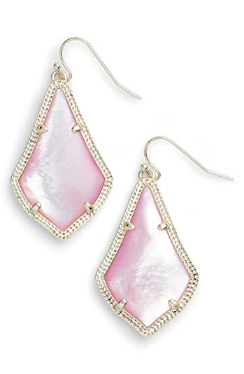 Kendra Scott Dani Earring Mop Blush Lite Pink DrKxiFlThn