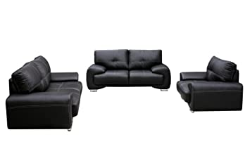 Polstergarnitur Sofa Set 3er 2er Sessel 3 2 1 Wohnlandschaft 3