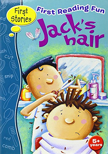 First Reading Fun: Jack's Hair