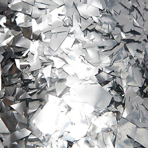 UPC 751634090010, 1 LB Silver Confetti