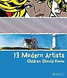 13 Modern Artists Children Should Know, Brad Finger, 3791370154