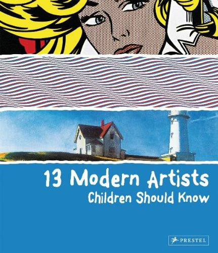 13 Modern Artists Children Should Know (Children Should Know)