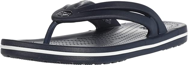 Crocs Crocband Flip Women Flip Flop, Blue (Navy 410), 6 UK (38/39 EU),Crocs,206100