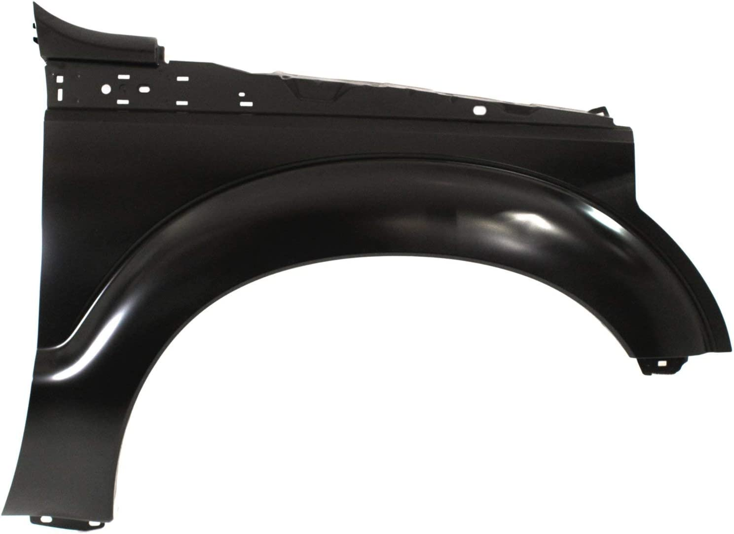Front Fender Compatible with 2011-2016 Ford F250 Super Duty F350 Super Duty CAPA Driver and Passenger Side