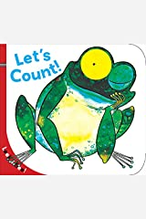 Look & See: Let's Count! Board book