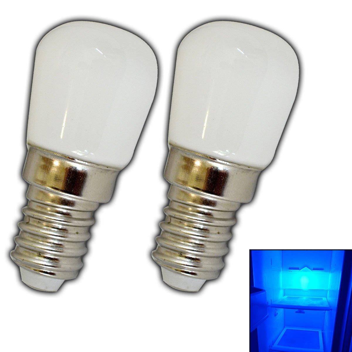 2x e14 led bulb 15 watt blueblue light for refrigerator lamps 2x e14 led bulb 15 watt blueblue light for refrigerator lamps etc e14ses fridge bulb replacement amazon lighting parisarafo Images
