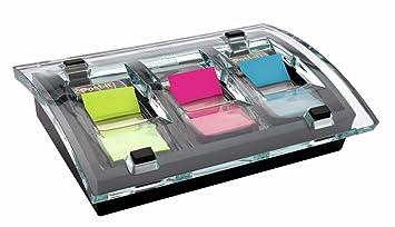 Post-it C-2011 - Pack Dispensador Index Millenium + 3 disp medianos,