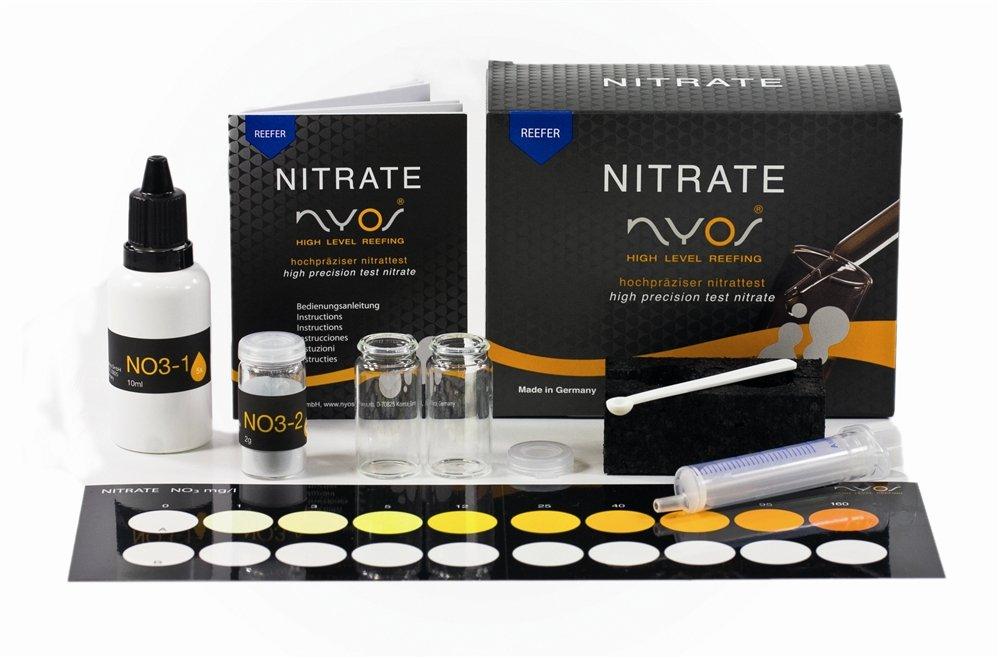 NYOS Nitrate (NO3) Reefer Aquarium Test Kit