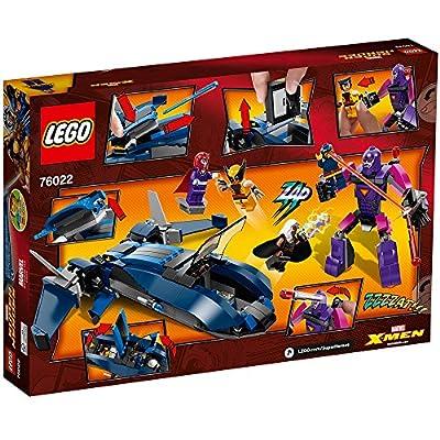 LEGO Super Heroes 76022: X-Men 1: Toys & Games